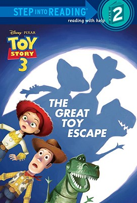 Toy Story 3: The Great Toy Escape - Richards, Kitty (Adapted by)