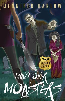 Mind Over Monsters - Harlow, Jennifer