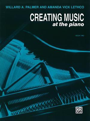 Creating Music at the Piano Lesson Book, Bk 2 - Palmer, Willard, and Lethco, Amanda