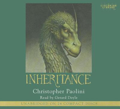 Inheritance - Paolini, Christopher, and Doyle, Gerard (Read by)