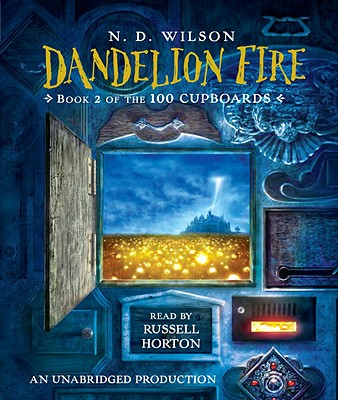Dandelion Fire - Wilson, N D, and Horton, Russell (Read by)