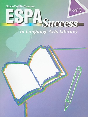 ESPA Success in Language Arts Literacy, Level D - Kleinman, Estelle