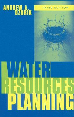 Water Resources Planning - Dzurik, Andrew Albert