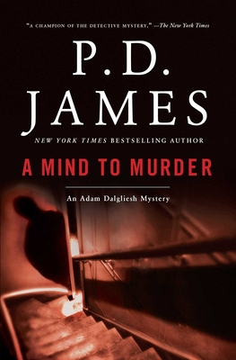 A Mind to Murder - James, P D