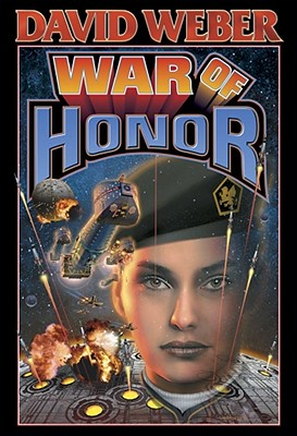 War of Honor - Weber, David