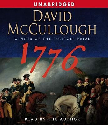 1776 - McCullough, David (Read by)