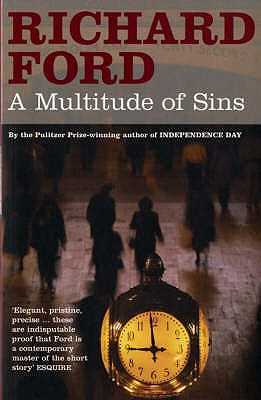 A Multitude of Sins - Ford, Richard