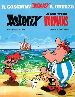 Asterix and the Normans - Goscinny, Rene, and Bell, Anthea (Translated by), and Hockridge, Derek (Translated by)