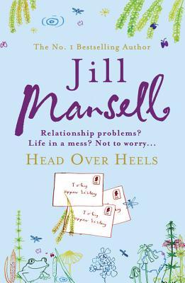 Head Over Heels - Mansell, Jill