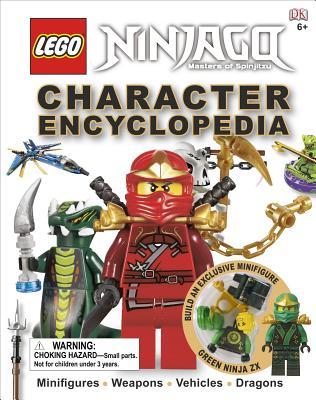 Lego Ninjago: Character Encyclopedia - Sipi, Claire