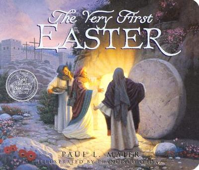 The Very First Easter Board Book - Maier, Paul L, Ph.D.