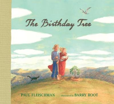 The Birthday Tree - Fleischman, Paul