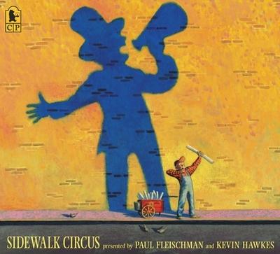 Sidewalk Circus - Fleischman, Paul