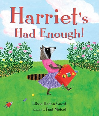 Harriet's Had Enough! - Guest, Elissa Haden
