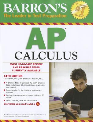 Barron's AP Calculus - Hockett, Shirley O, and Bock, David