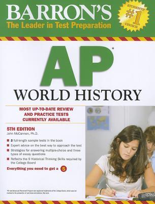 Barron's AP World History - McCannon, John