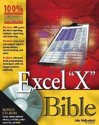 Excel 2003 Bible - Walkenbach, John