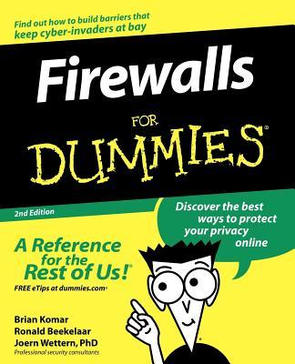 Firewalls for Dummies - Komar, Brian, and Beekelaar, Ronald, and Wettern, Joern