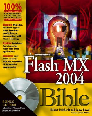 Macromedia Flash MX Bible - Reinhardt, Robert, and Dowd, Snow