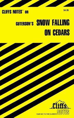 Snow Falling on Cedars - Wasowski, Richard P, M.A.