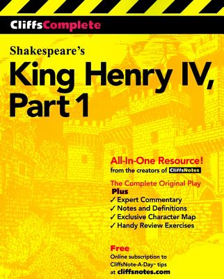 Shakespeare's King Henry IV, Part 1 - Shakespeare, William, and Lamb, Sidney, and McMahon, Michael