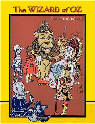 The Wizard of Oz Coloring Book - Library of Congress (Creator)