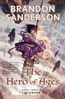 The Hero of Ages - Sanderson, Brandon
