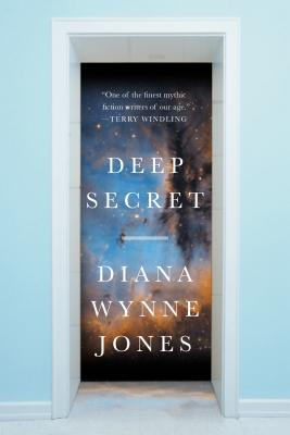 Deep Secret - Jones, Diana Wynne
