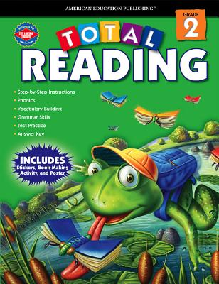Total Reading, Grade 2 - American Education Publishing (Creator)