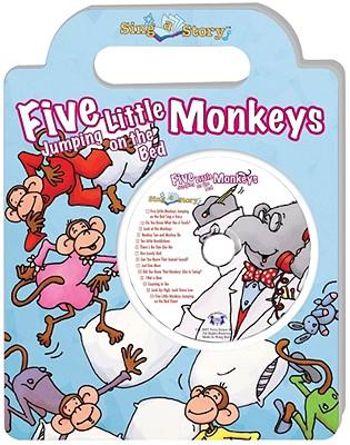 Five Little Monkeys Jumping on the Bed - Thompson, Kim Mitzo, and Hilderbrand, Karen Mitzo