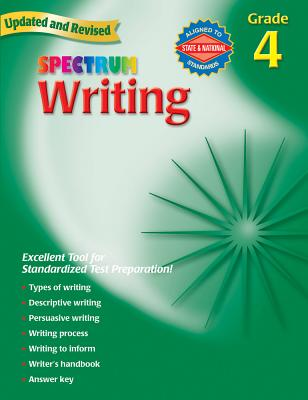 Spectrum Writing: Grade 4 - Frank Schaffer Publications (Creator)