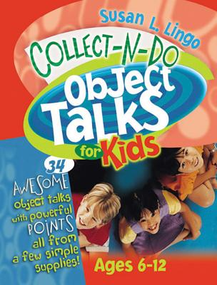 Collect-N-Do Object Talks for Kids - Lingo, Susan