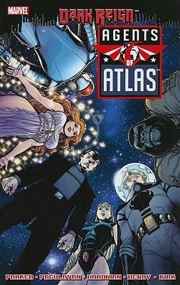Agents of Atlas - Parker, Jeff