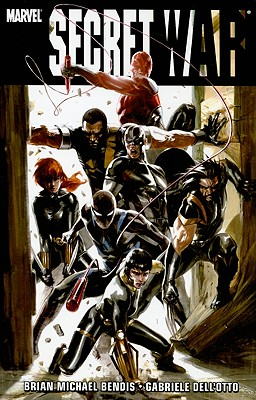 Secret War - Bendis, Brian Michael