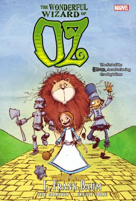 The Wonderful Wizard of Oz - Baum, L Frank (Text by), and Shanower, Eric (Text by)