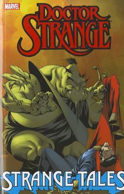 Dr. Strange: Strange Tales - Gillis, Peter