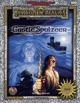 Castle Spulzeer - Stewart, Doug, and TSR Inc, and Bebris, Carrie A. (Editor)