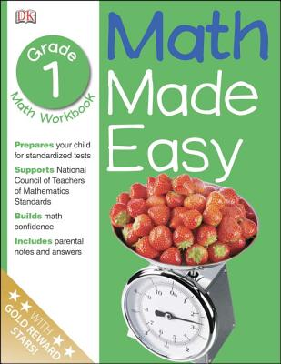 Math Made Easy: First Grade - DK Publishing (Creator)