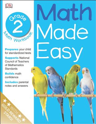 Math Made Easy: Second Grade - McArdle, Sean, and DK Publishing (Creator)