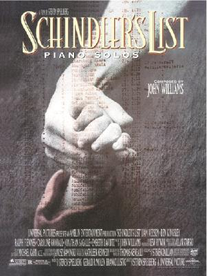 Schindler's List: Piano Solos - Williams, John (Composer)