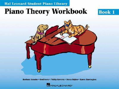 Piano Theory Workbook Book 1: Hal Leonard Student Piano Library - Schroedl, Blake, and Schroedl, Jeff, and Harrington, Karen