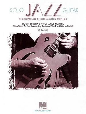Solo Jazz Guitar - Hart, Bill (Composer)