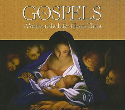 The Gospels: A Vault on the Life of Jesus Christ - Whitman Publishing (Creator)
