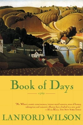 Book of Days - Wilson, Lanford