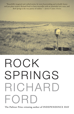 Rock Springs: Stories - Ford, Richard