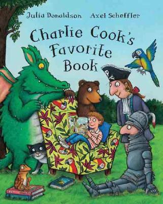 Charlie Cook's Favorite Book - Donaldson, Julia