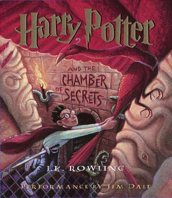 Harry Potter and the Chamber of Secrets - Rowling, J K, and Dale, Jim (Performed by)