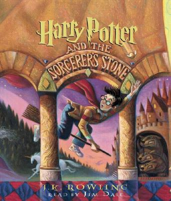 Harry Potter and the Sorcerer's Stone - Rowling, J K, and Dale, Jim (Read by)