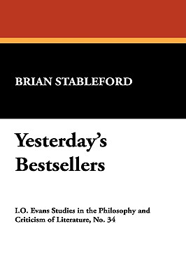 Yesterday's Bestsellers - Stableford, Brian M