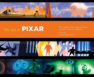 Art of Pixar: 25th Anniversary - Amidi, Amid, and Lasseter, John (Foreword by)
